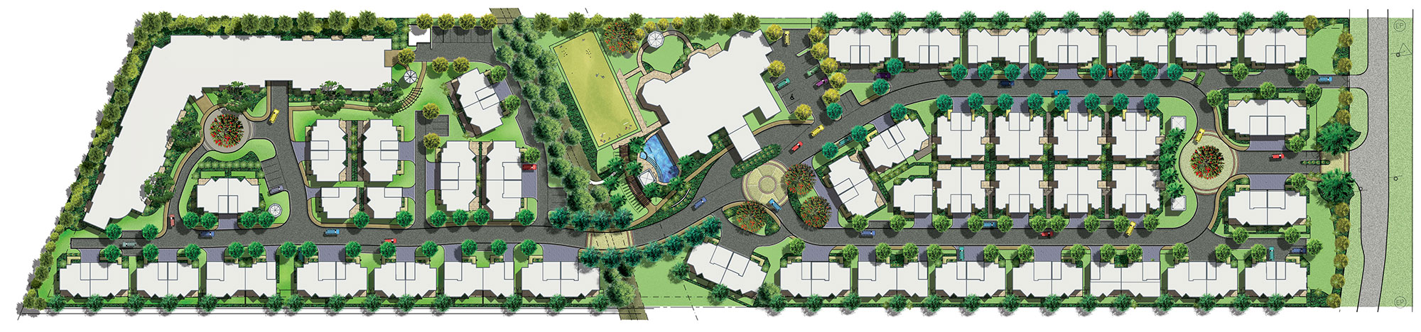 Beachmere Sands Landscape Masterplan