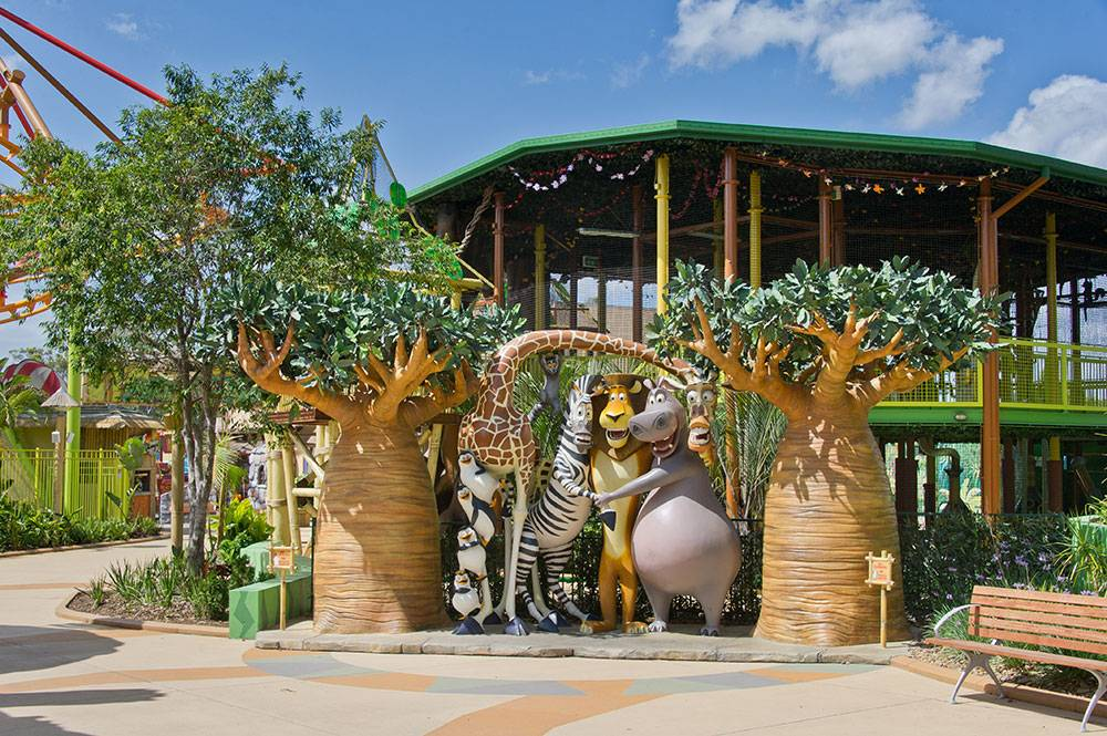 Photo of Dreamworks Experience Madagascar Madness at Dreamworld