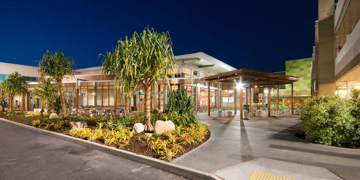Photo of Mount Ommaney Shopping Centre outdoor foodcourt