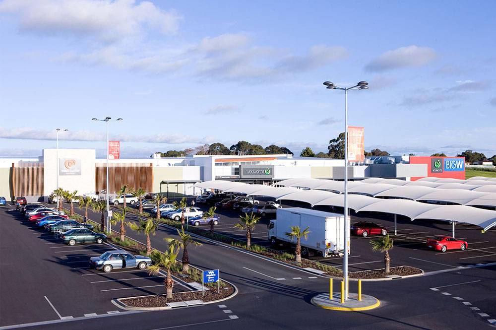 Photo of Mt Gambier Marketplace Carpark
