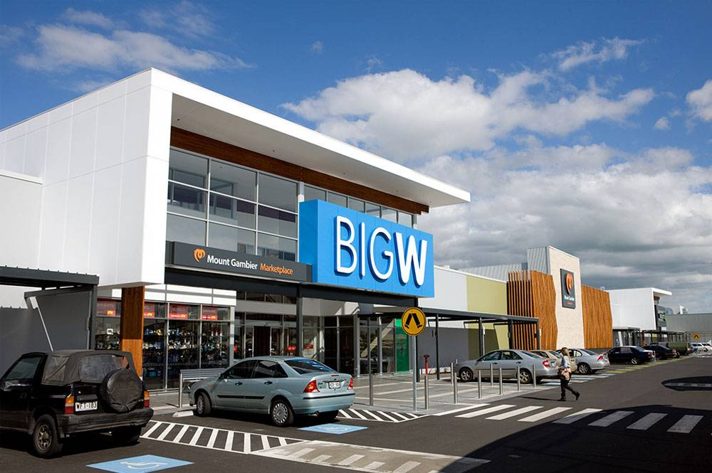 Photo of Mt Gambier Marketplace Big W