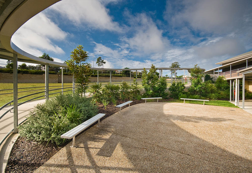 Photo of Springfield State School Courtyards