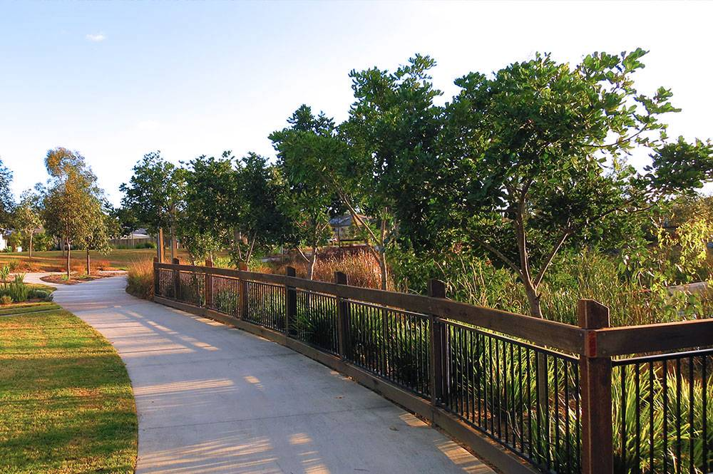 Photo of Stoneleigh Reserve Bio-basin